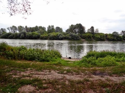 лучшие места для ловли на реке