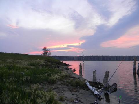 озеро треустан челябинская область рыбалка