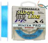 Плетенка зимняя Kosadaka Super Line Winter Pro Strong PE, 50 м, 0.14 мм Kosadaka