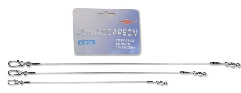 Поводки флюорокарбон своими руками